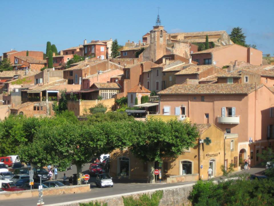 Genuine Provence Experiences Roussillon, Luberon perched villages Jane Dunning