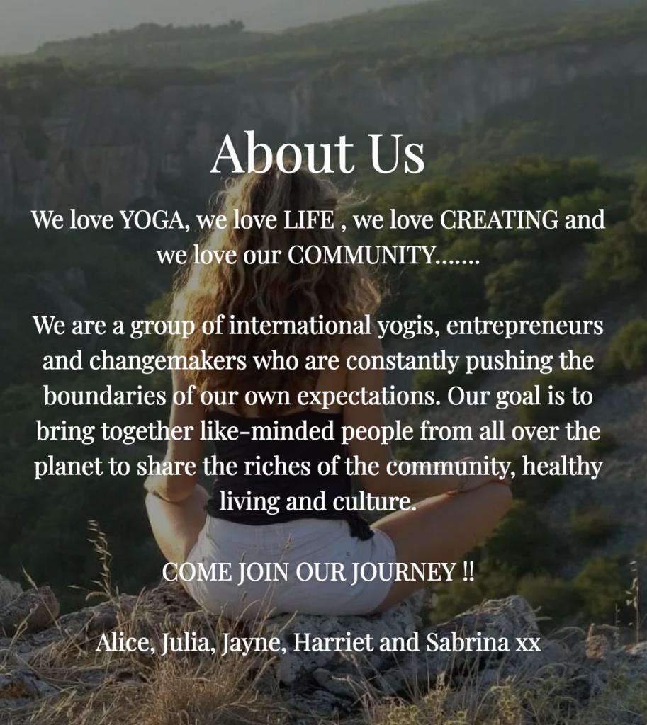 La Belle Vie Yoga Retreat Provence