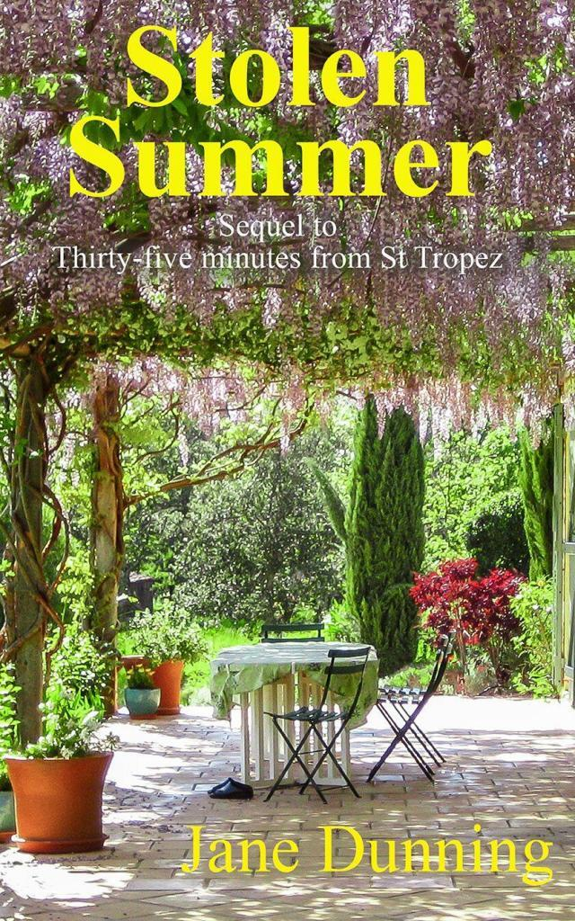 Stolen Summer Book Cover Jane Dunning