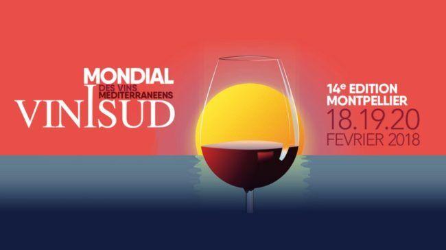 Vinisud Montpellier 2018 @ProvenceWineZine