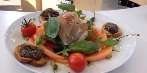 My Provençal Salade Recipe Chef Anne Challier