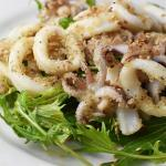 salt and pepper calamari
