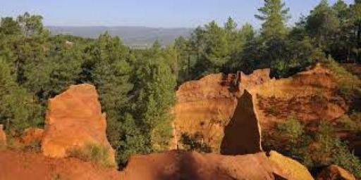 Author Samuel Beckett's Roussillon