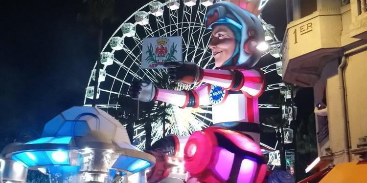 Carnaval de Nice French Riviera Cote d'Azur