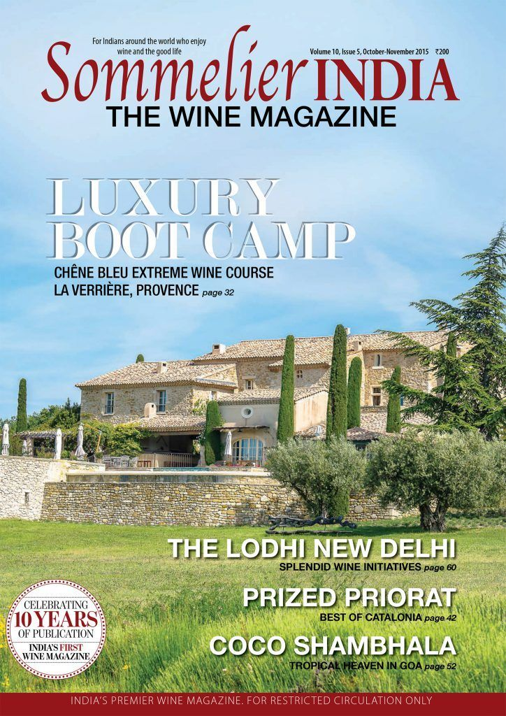 Chêne Bleu Extreme Wine Experience SI Oct-Nov_Cover only