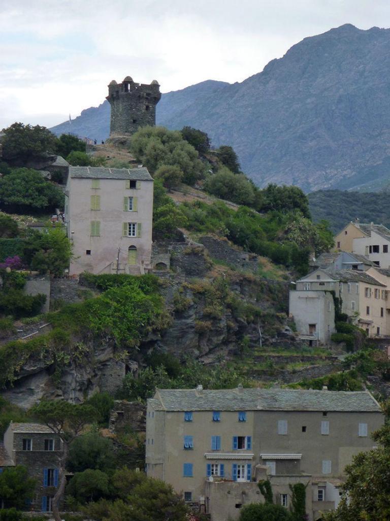 Corsica Island Views