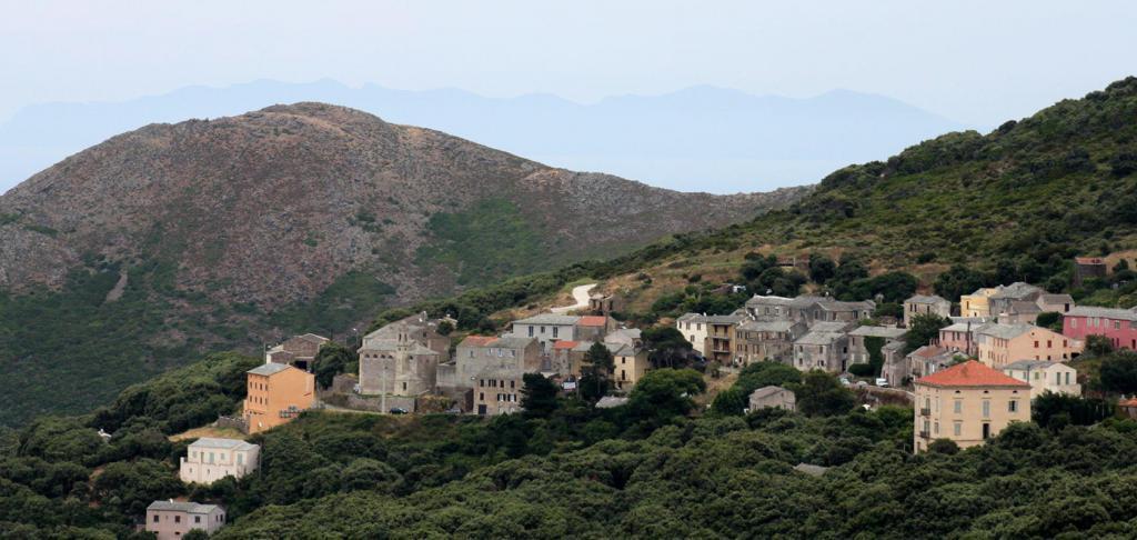Corsica Views Northern Corse