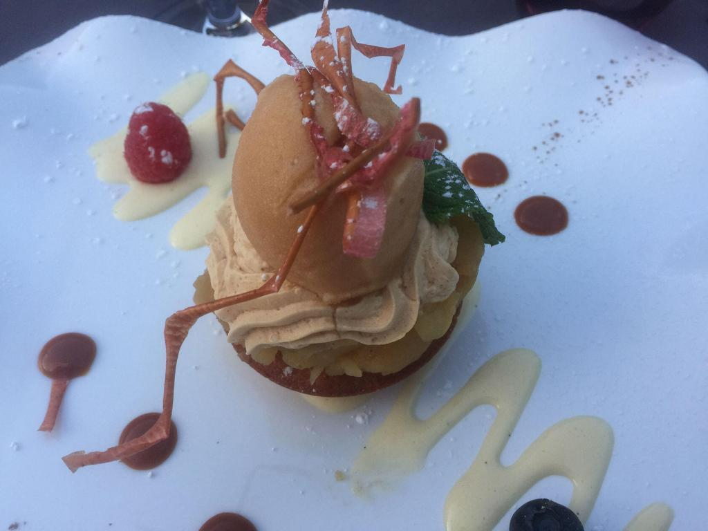 Dessert Gout et Voyage Style