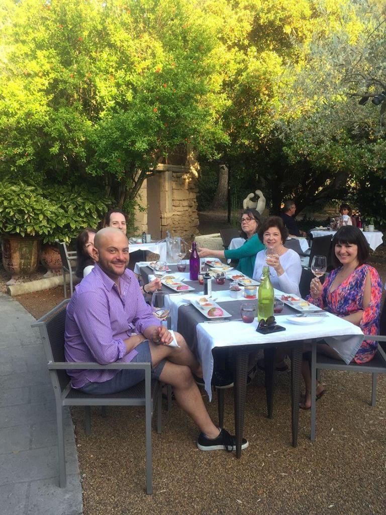 Enjoying Tastes of Provence Gout et Voyage Tours