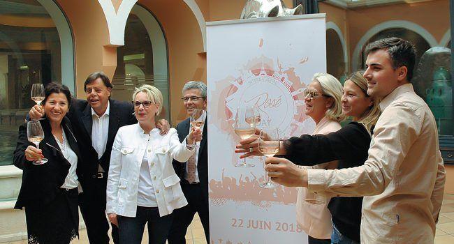 International Rosé Day Provence WineZine
