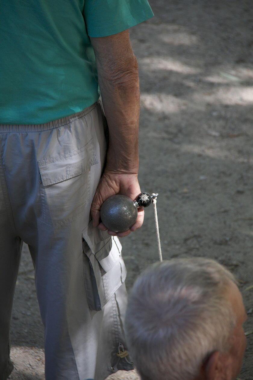 Understanding Boules Pétanque boules Provence Players