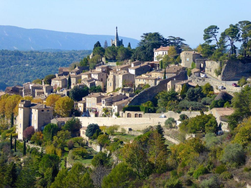 Bonnieux, Luberon, Vaucluse, Provence, France @ShutrsSunflowers