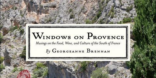 Windows Provence Georgeanne Brennan