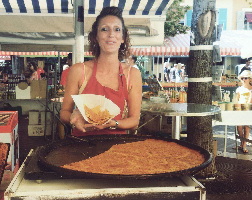Socca Tours of Nice Chiara Orlandi's Lifestyle Cote d'Azur
