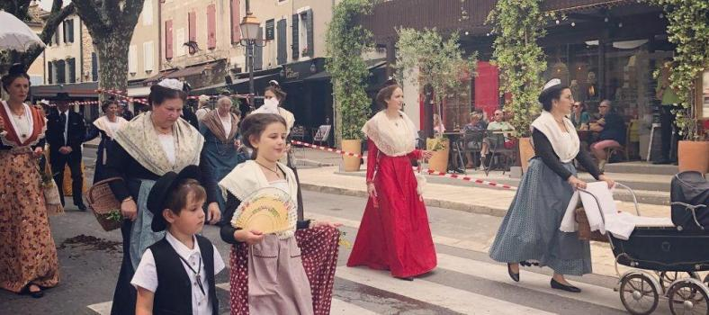 June Events Provence