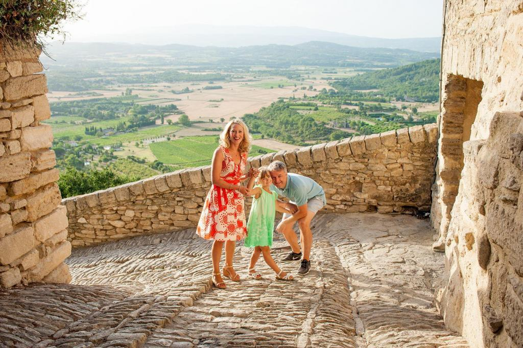 Capturing Provencal Scenes Keepsake Vacation Photos