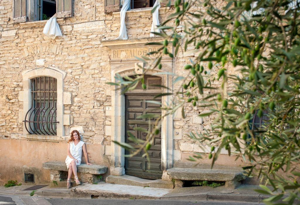 Capturing Provencal Scenes Vacation Photos