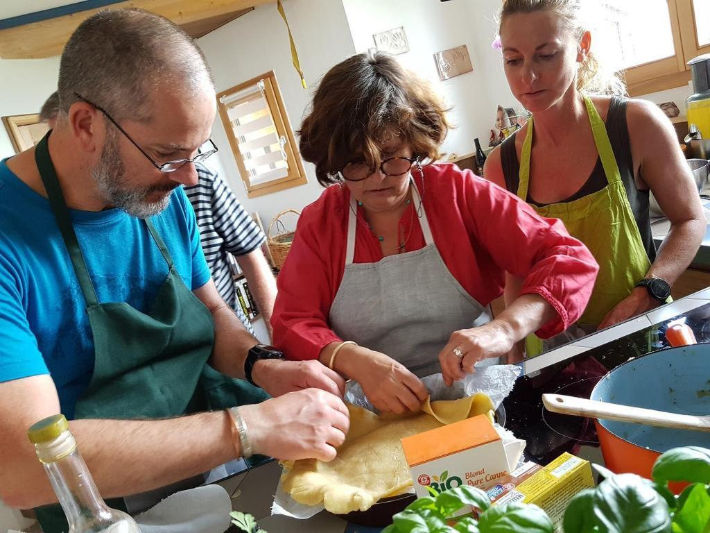 French Immersion Cooking Class Hands-on Learning