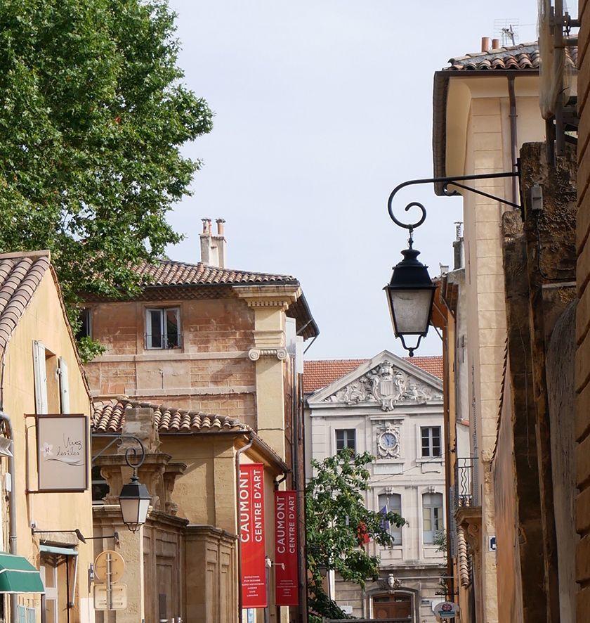 Author Georgeanne Brennan Aix-en-Provence Hotel de Caumont