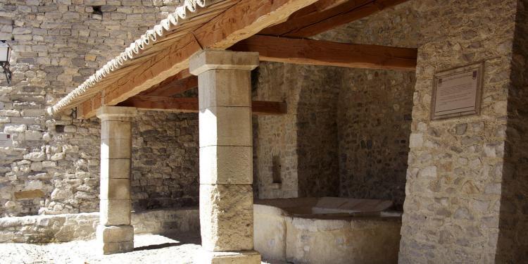 Lavoirs Provence Laundry Seguret