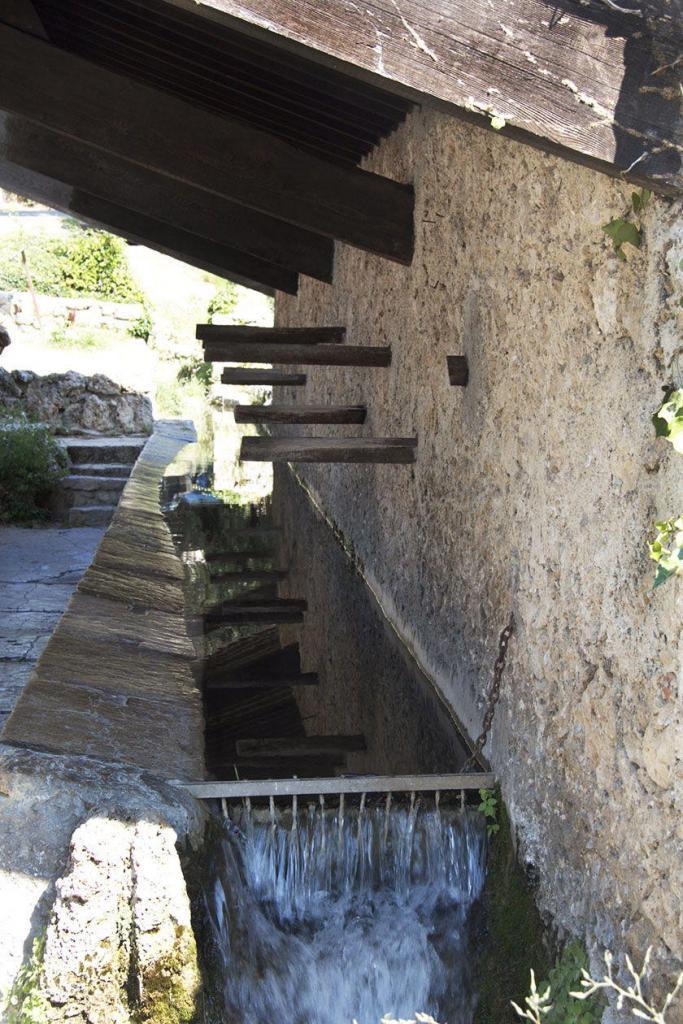 Lavoirs Provence Tourtour