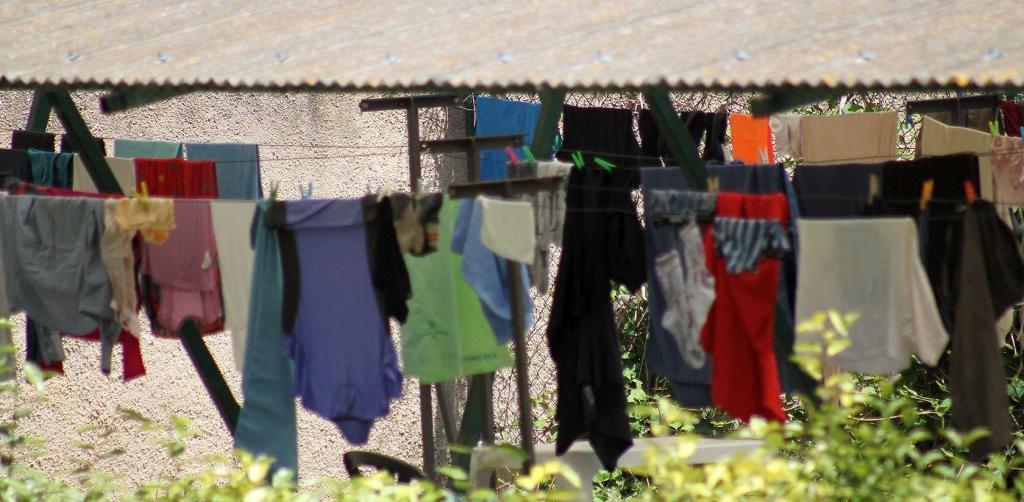 Lavoirs Pilgrim's laundry