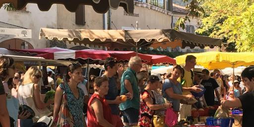 Provencal Markets Vaucluse Provence