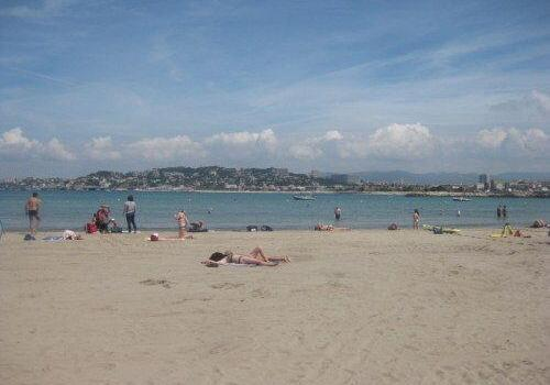 Pointe Rouge Beach