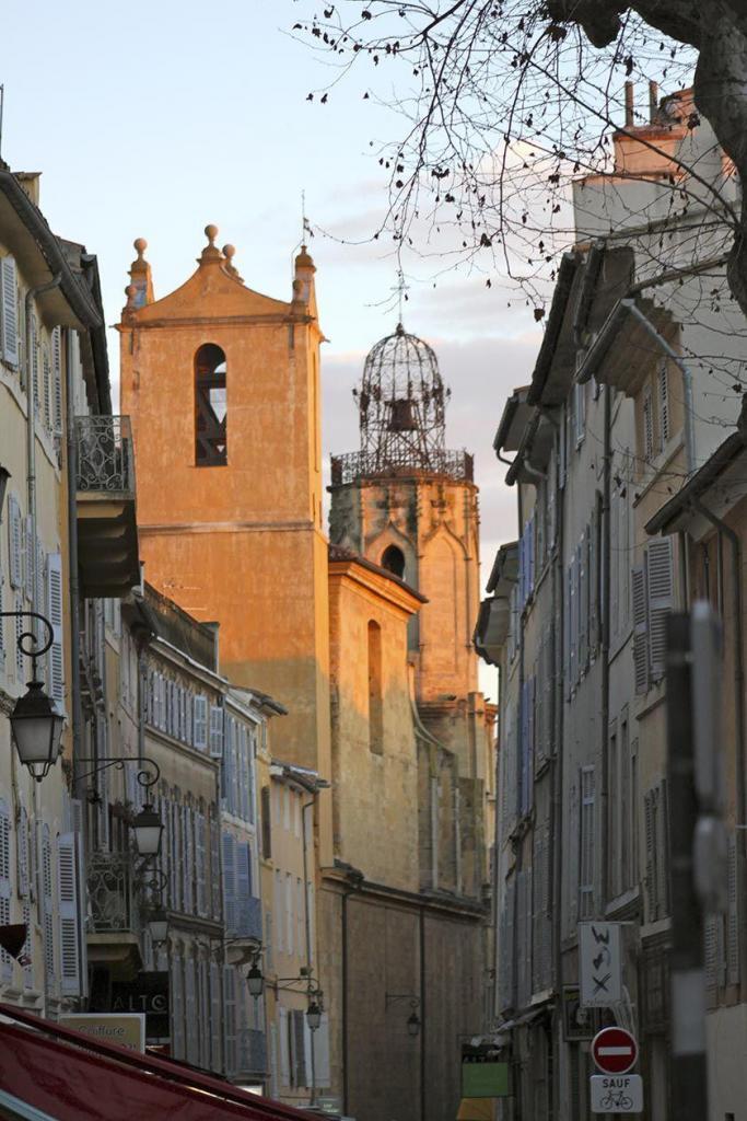 Aix-en-Provence City Guide Old City