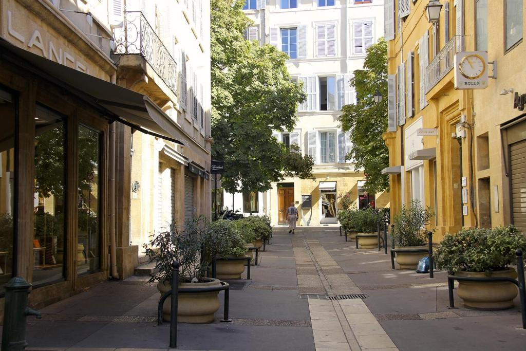 Aix-en-Provence City Guide Shopping