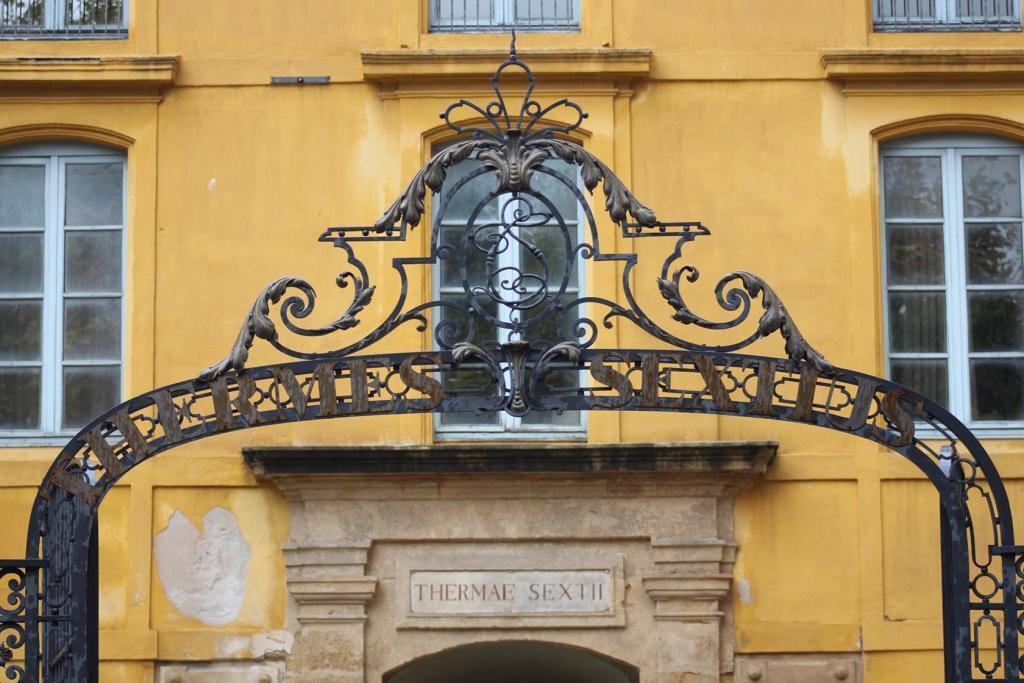Aix-en-Provence City Guide Thermes Sextius