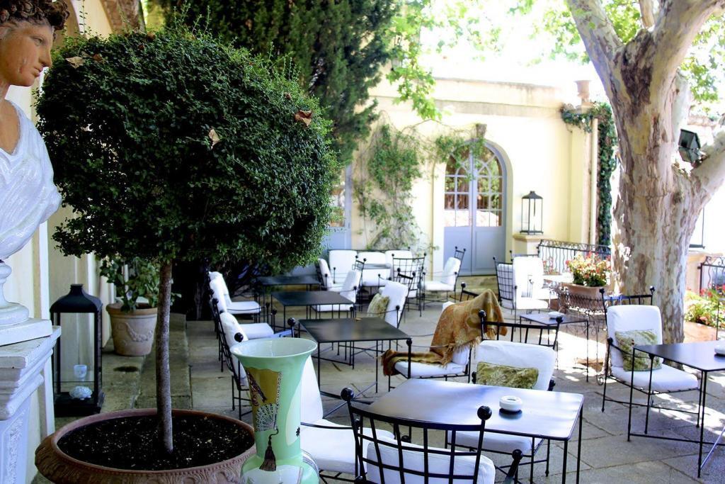Aix-en-Provence City Guide Villa Gallici