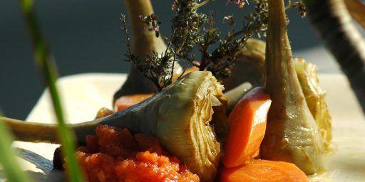 Artichokes à la Barigoule Provencal Recipe