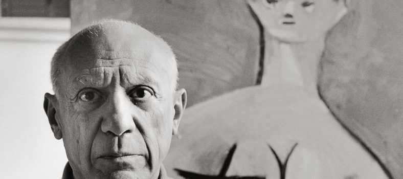 Dutch-Sculptor-Gabriël-Sterk-Pablo-Picasso-Mougins