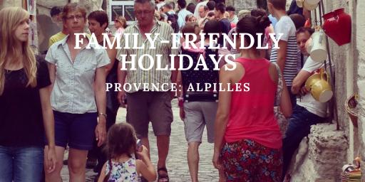 Provence Family Vacation Alpilles
