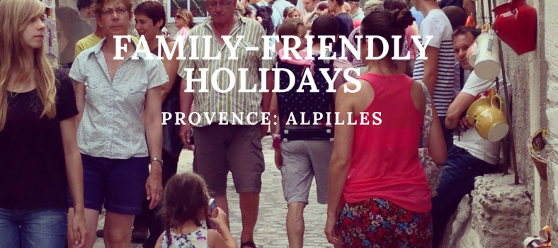 Provence Family Vacation Alpilles