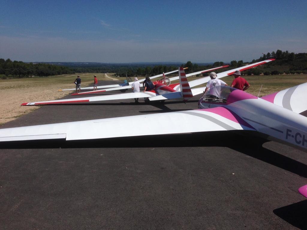 Gliding Alpilles Aeroclub St Remy de Provence