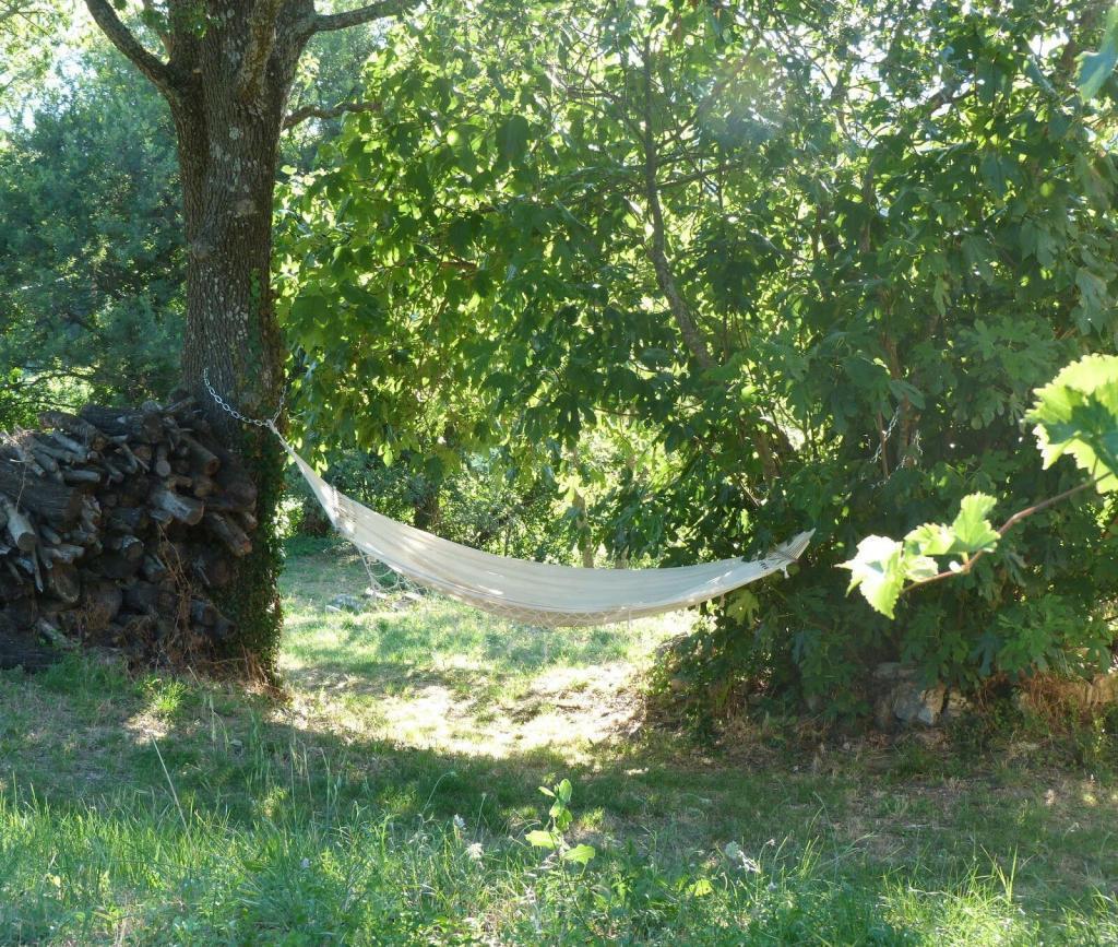 Expat Living Experiences Hammock Relaxing Provence Deborah Lawrenson