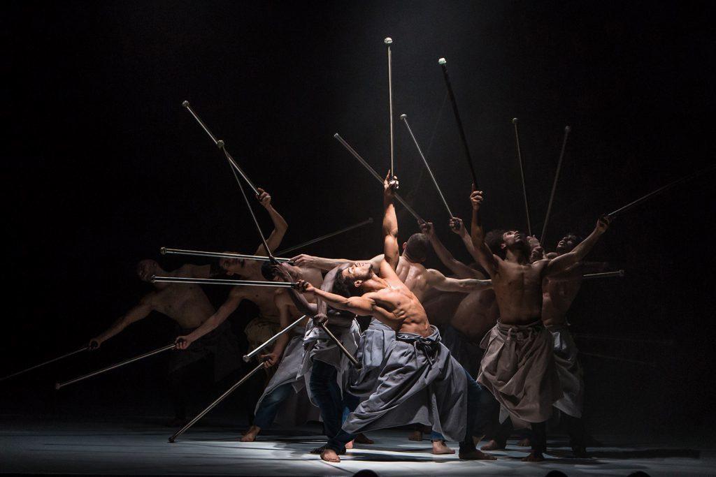 Vaison Danses Frédéric de Favernay