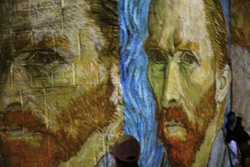 Vincent Van Gogh Carrieres des Lumieres
