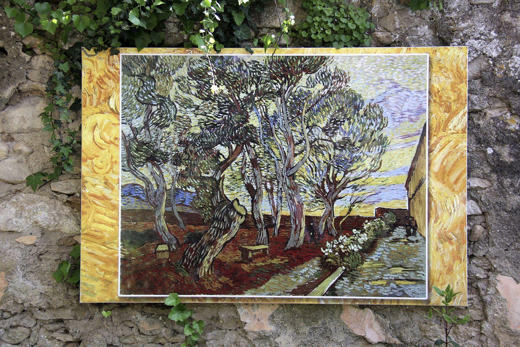 May 1889 Vincent Van Gogh