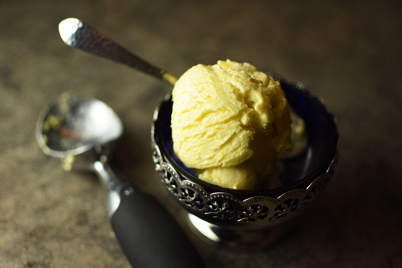 Absinthe Ice Cream