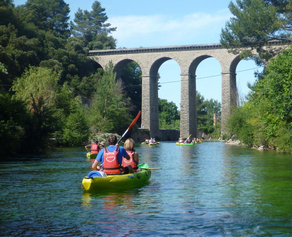 Family-Friendly Holidays Provence Kayaking