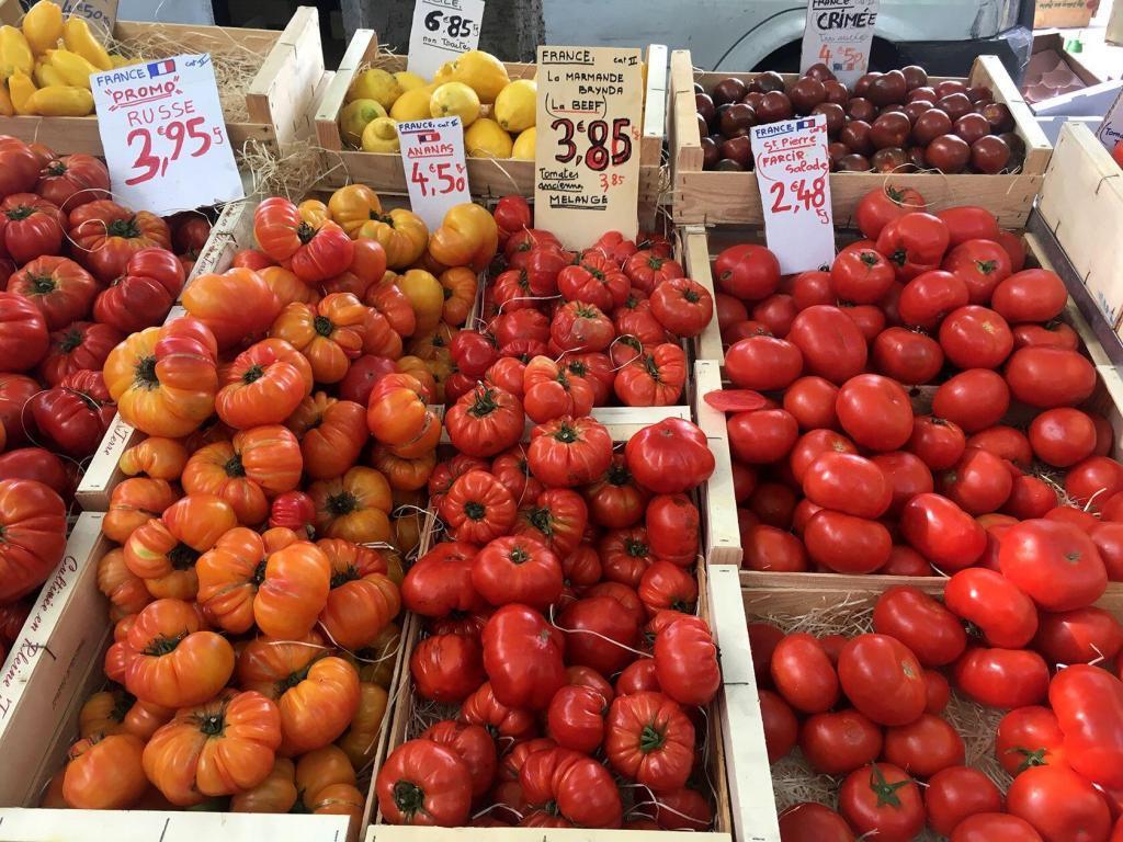 Insiders Market Tour Provence
