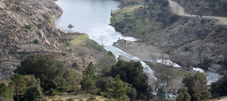 Malpasset Dam Tragedy park