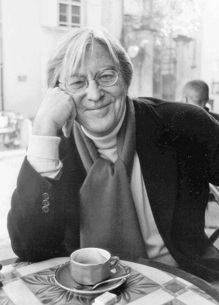 Peter Mayle © Jennie Mayle