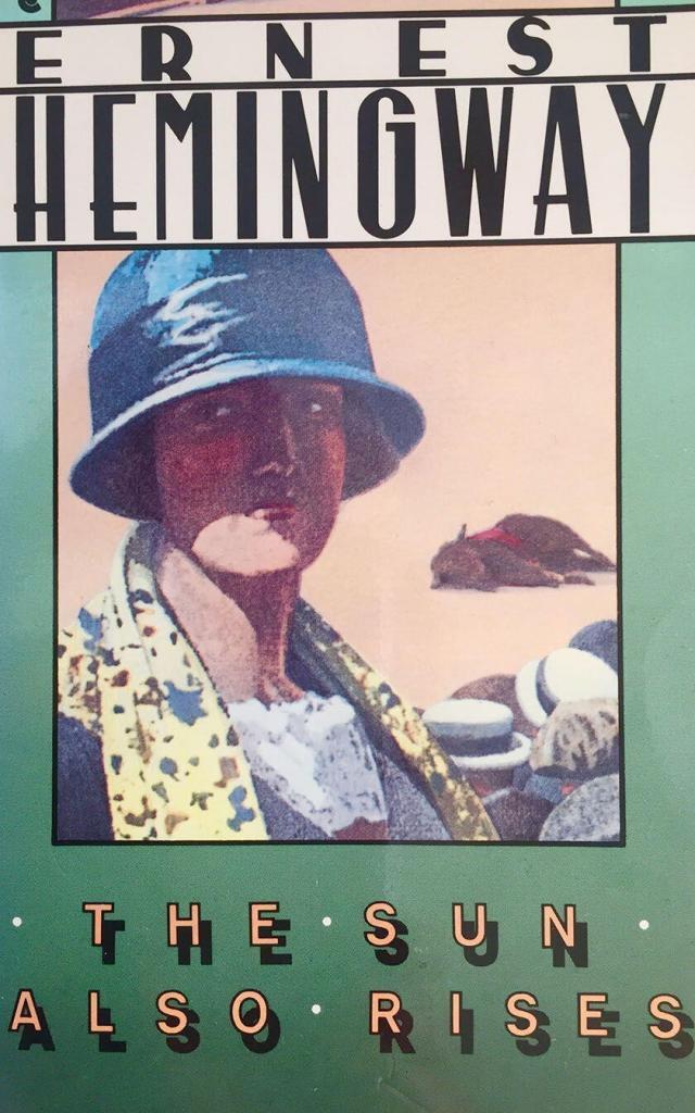 Summer Reading Hemingway Sun Also Rises