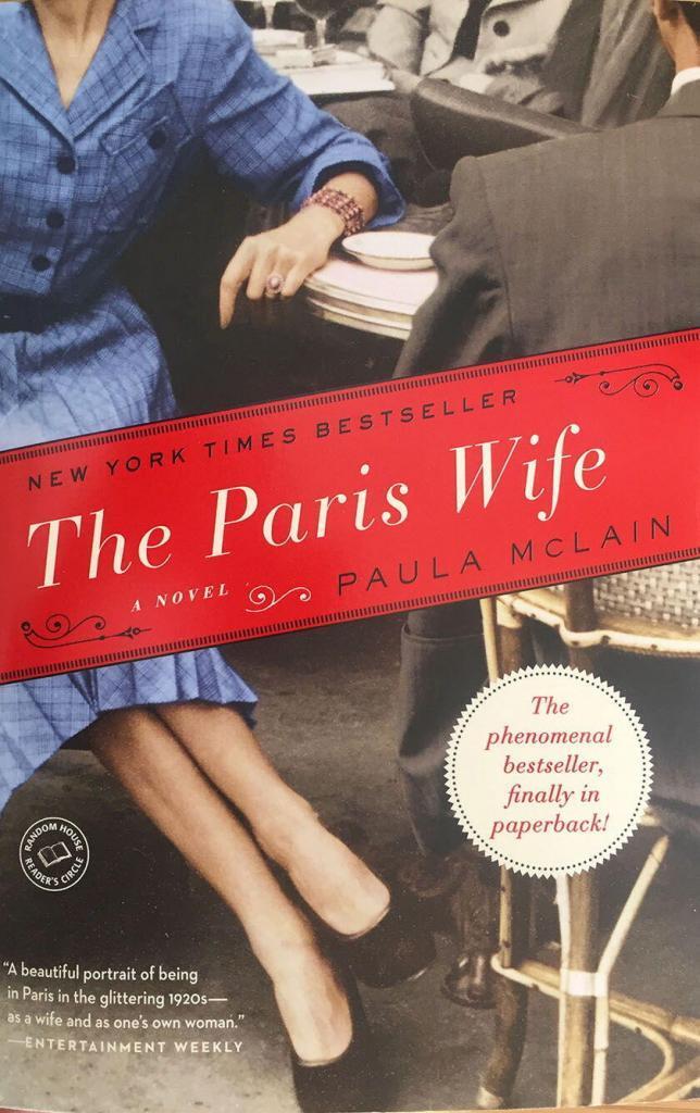 Summer Reading Hemingway The Paris Wife