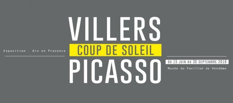 Villers Picasso Coup de Soleil