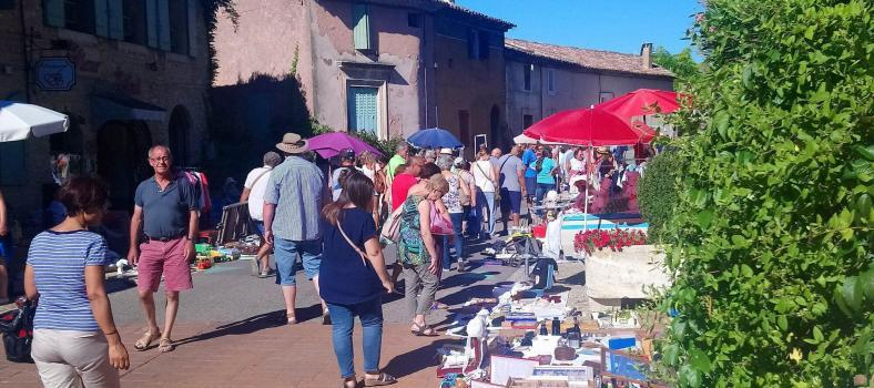 Brocante Markets Vaucluse